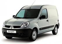 Compact Courier Van