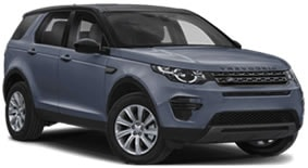 Hire a landrover-discovery