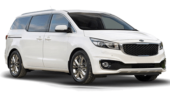 PVAR 9 Seater Car Rental Automatic
